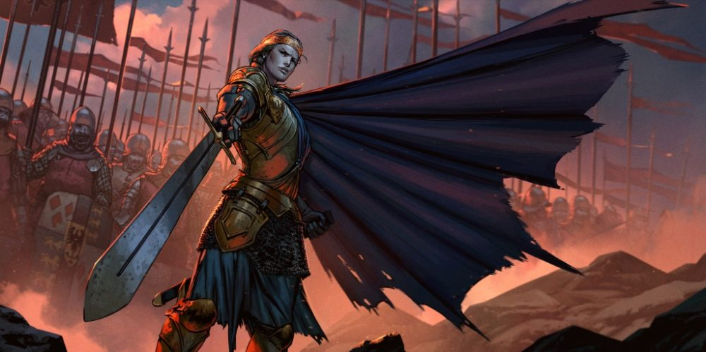 thronebreaker, thronebreaker the witcher tales, witcher, pc, ps4, xbox one, news, meve, cd projekt red, 2018, october