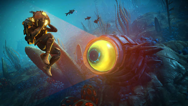 No Man's Sky, The Abyss