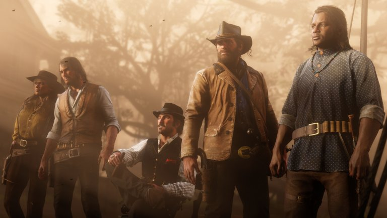 red dead redemption 2, change clothes, get outfits