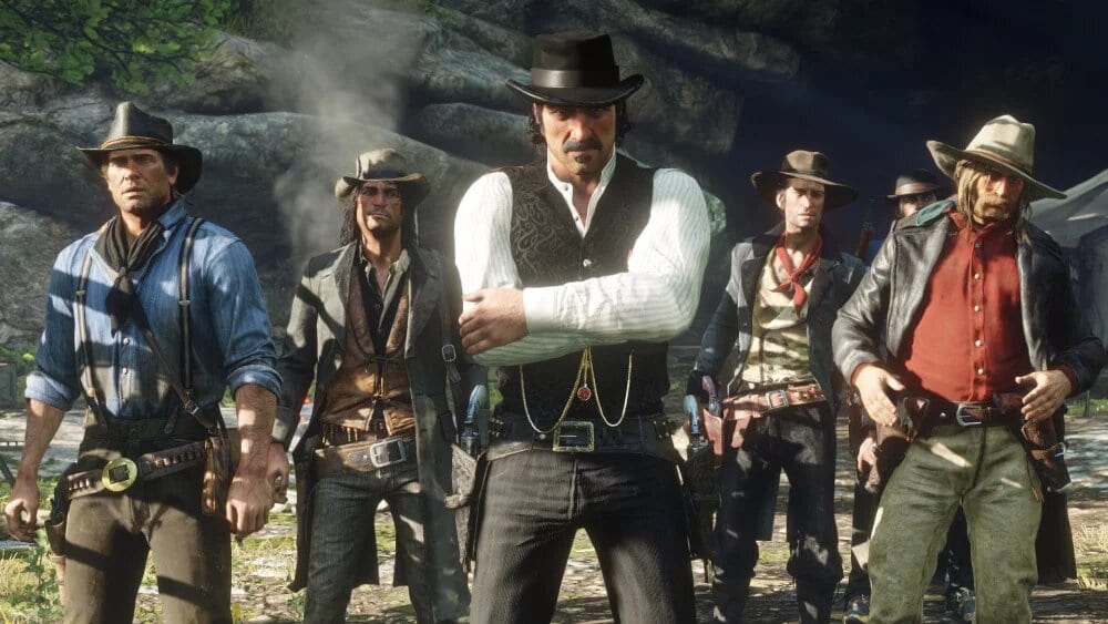 red dead redemption 2, stolen hats