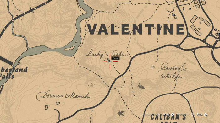 Red Dead Redemption 2 Serial Killer Quest Where To Find All Serial