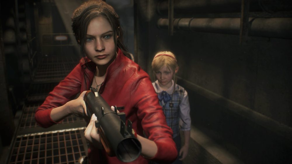 Resident Evil 2 Remake Is Getting Free In Game Classic Costumes