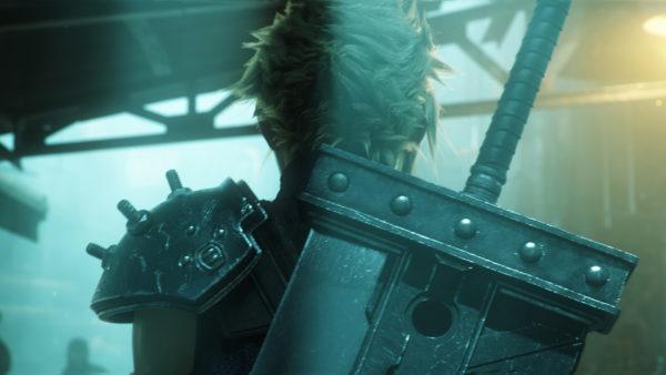 Final Fantasy VII Remake, Final Fantasy VII, Game Awards, Announcement, Square Enix, 2018