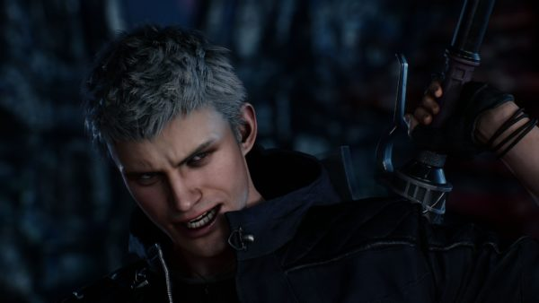 Devil May Cry 5, dmc 5, voice actors, voice cast, characters, dante, nero, v