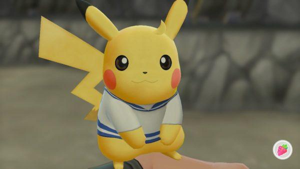 6. Pokemon Let's Go Eevee & Pikachu (2018) - Switch