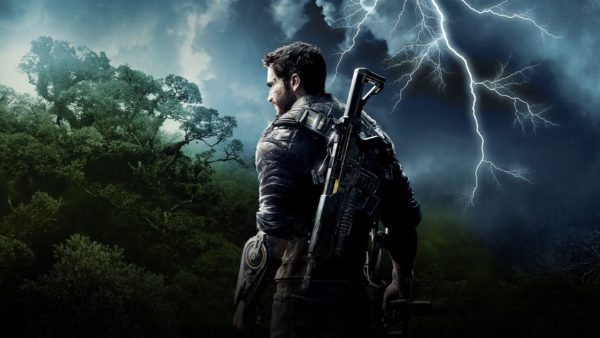 Just Cause 4, xbox one game releases december 2018