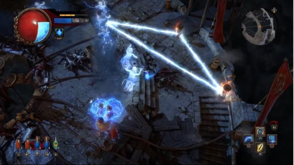 Path Of Exile, PS4
