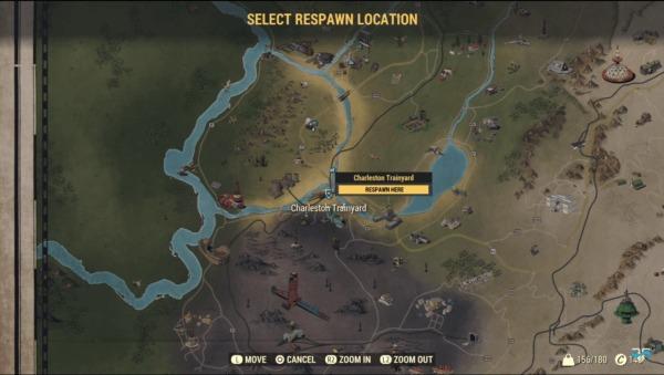 Fallout 76, Grafton Monster