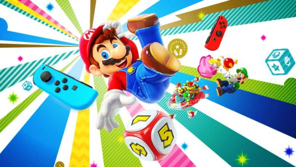 Super Mario Party, Sales, 1 million, Nintendo, Switch, News, best games to play with friends