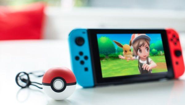 Poke Ball Plus For Pokemon Let's Go