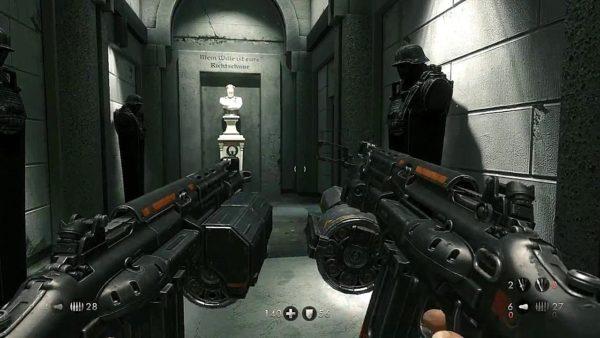 Wolfenstein: The New Order - Deathshead's Compound