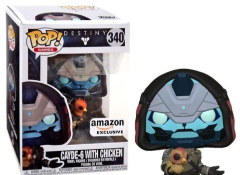 Funko Pops and Collectible Figures