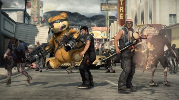 Inventive Gameplay Features, Dead Rising, Crafting