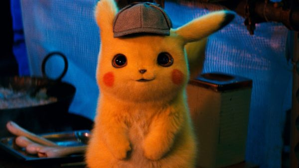 detective pikachu, best video game movies ever made