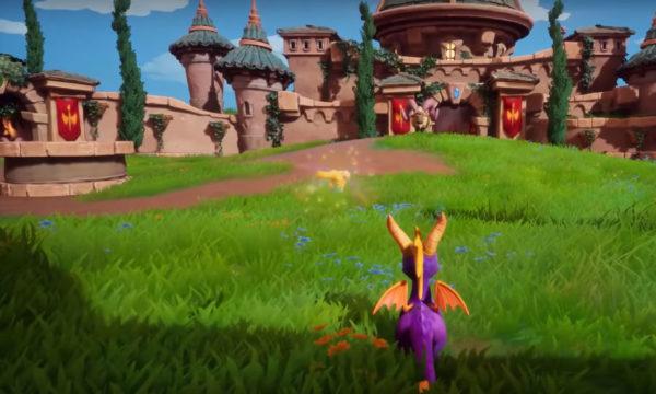 Spyro Reignited Trilogy Stone Hill Chest Key