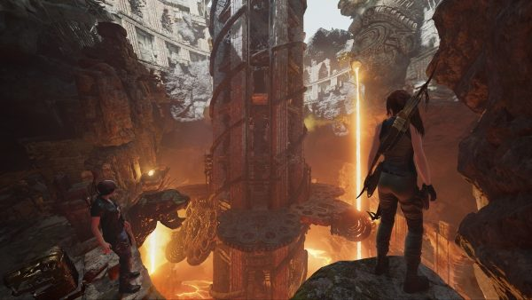 shadow of the tomb raider, the forge
