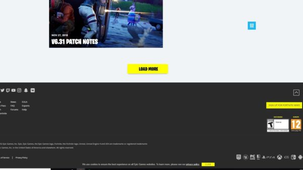 Fortnite Season 6 Recap Video, how to signup to the newsletter