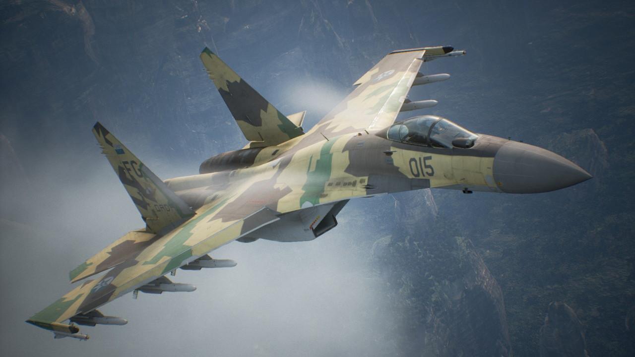 Ace Combat 7: Skies Uknown