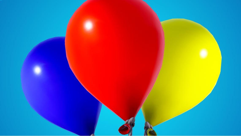 Fortnite, balloons, season 7