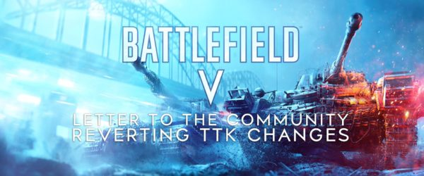 Battlefield V Time to Kill
