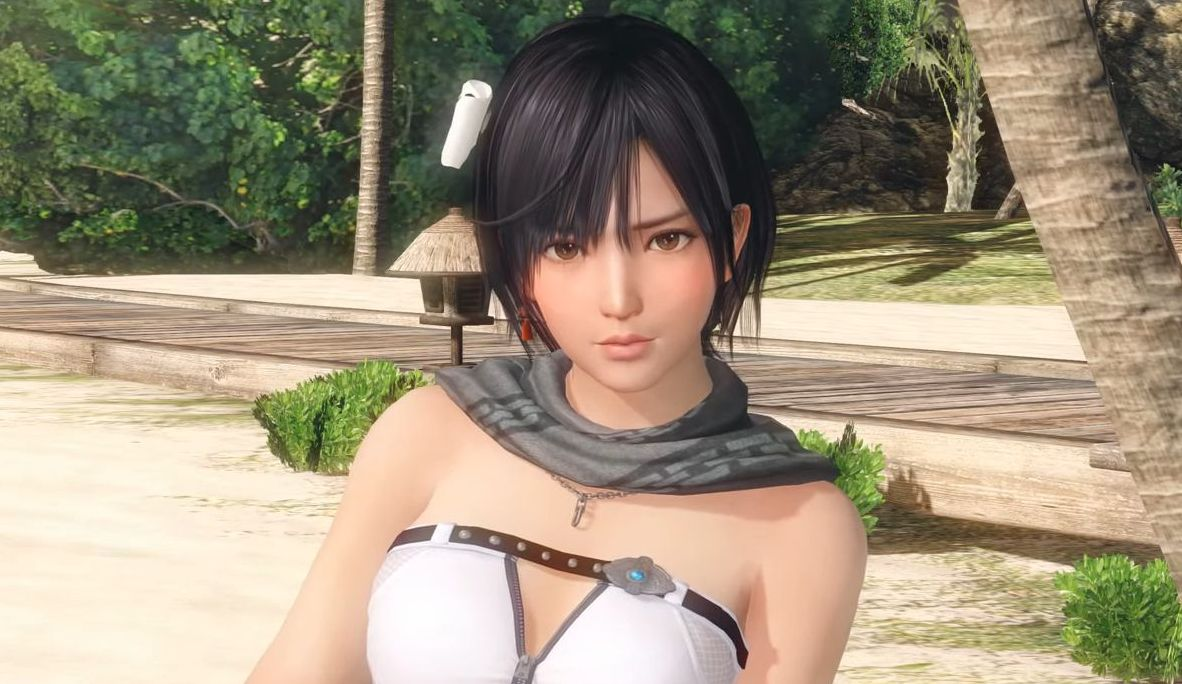 Dead or Alive Xtreme: Venus Vacation Nagisa