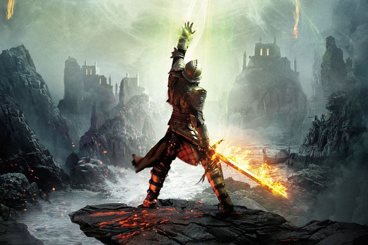 Dragon Age, Dragon Age 4, Bioware, Anthem, Game Awards, Report, 3 years, Announcement
