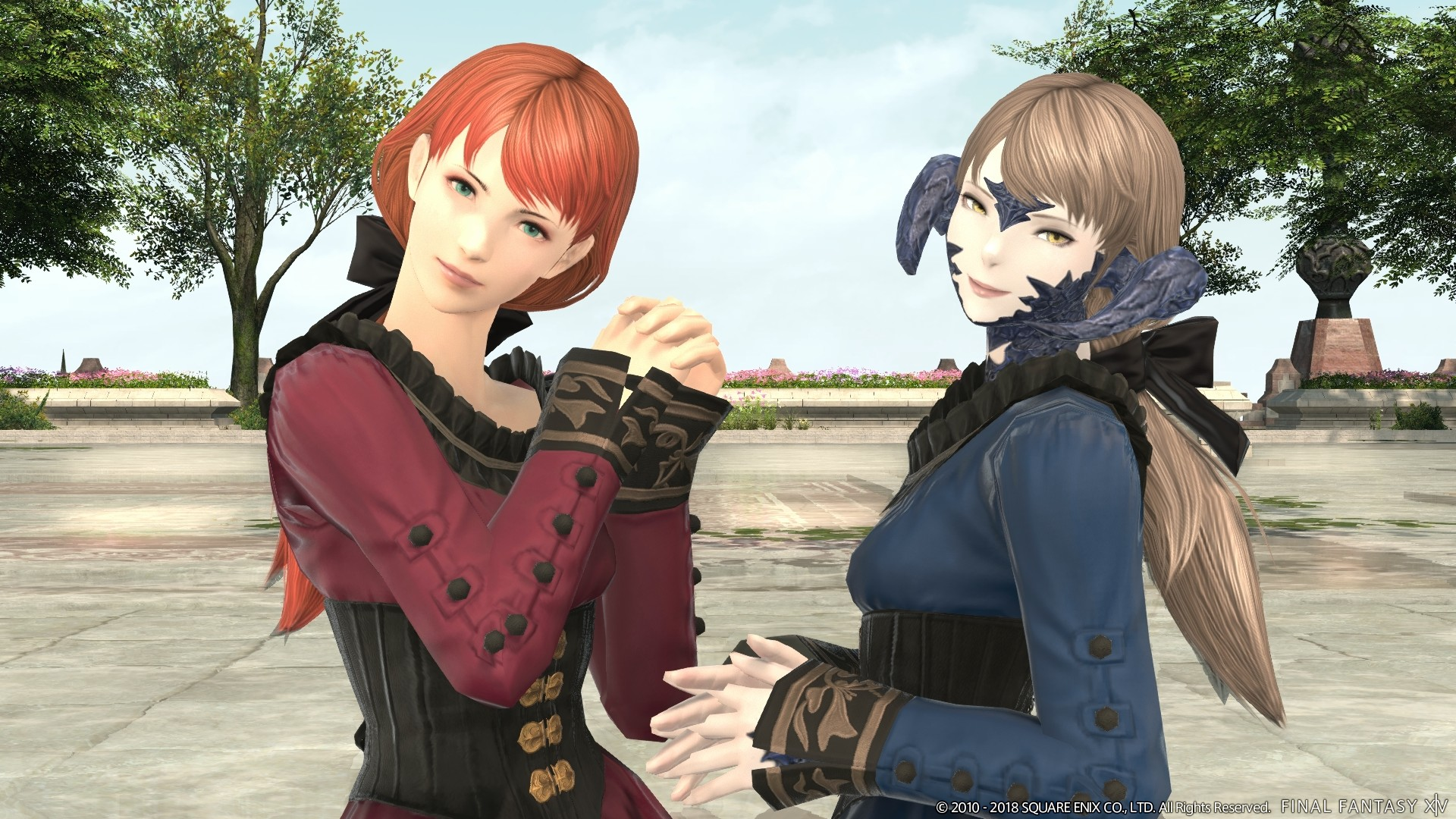 Final Fantasy XIV Screenshots Content and Goodies from Update 4 5