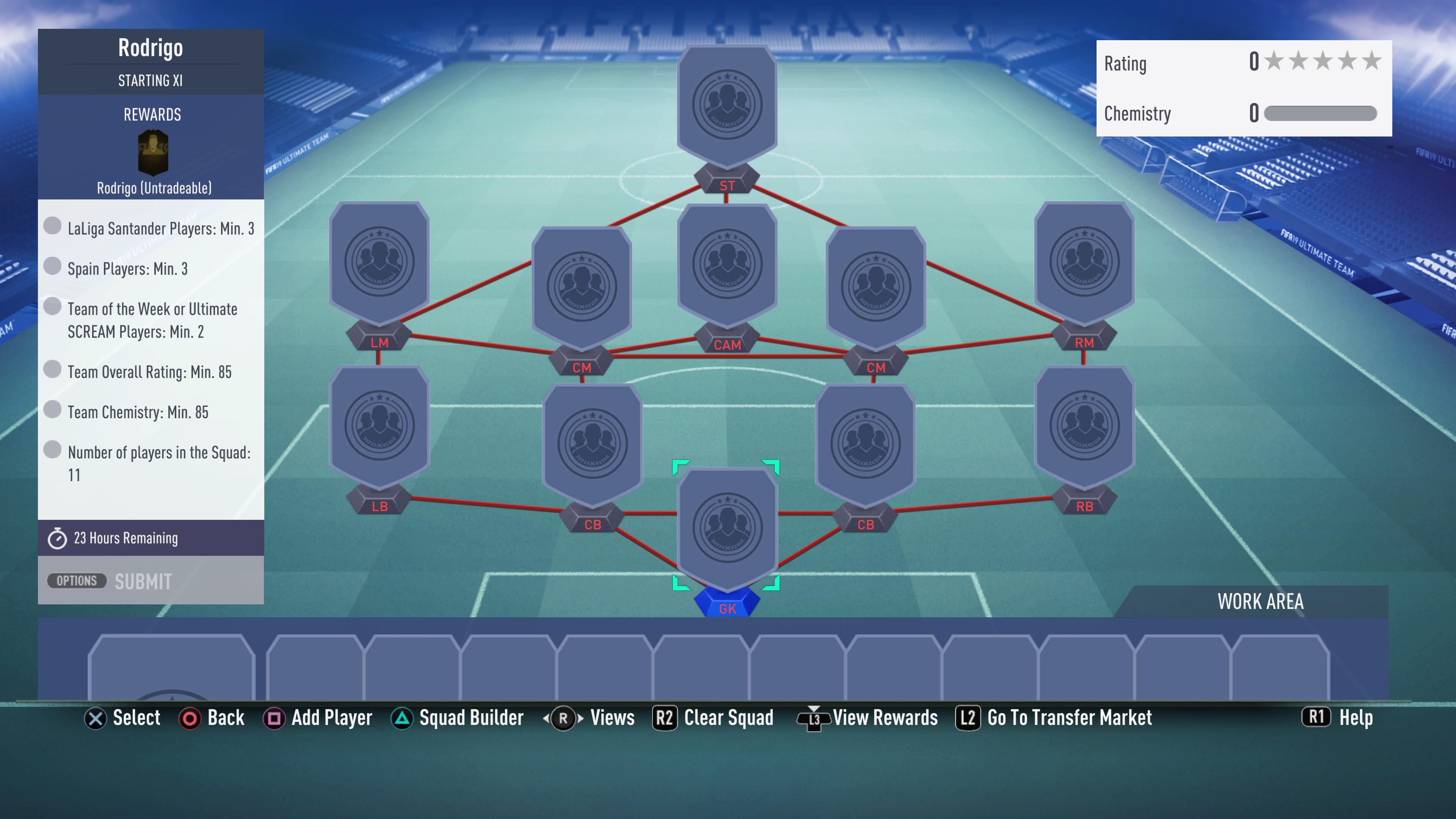 FIFA 19, rodrigo futmas sbc