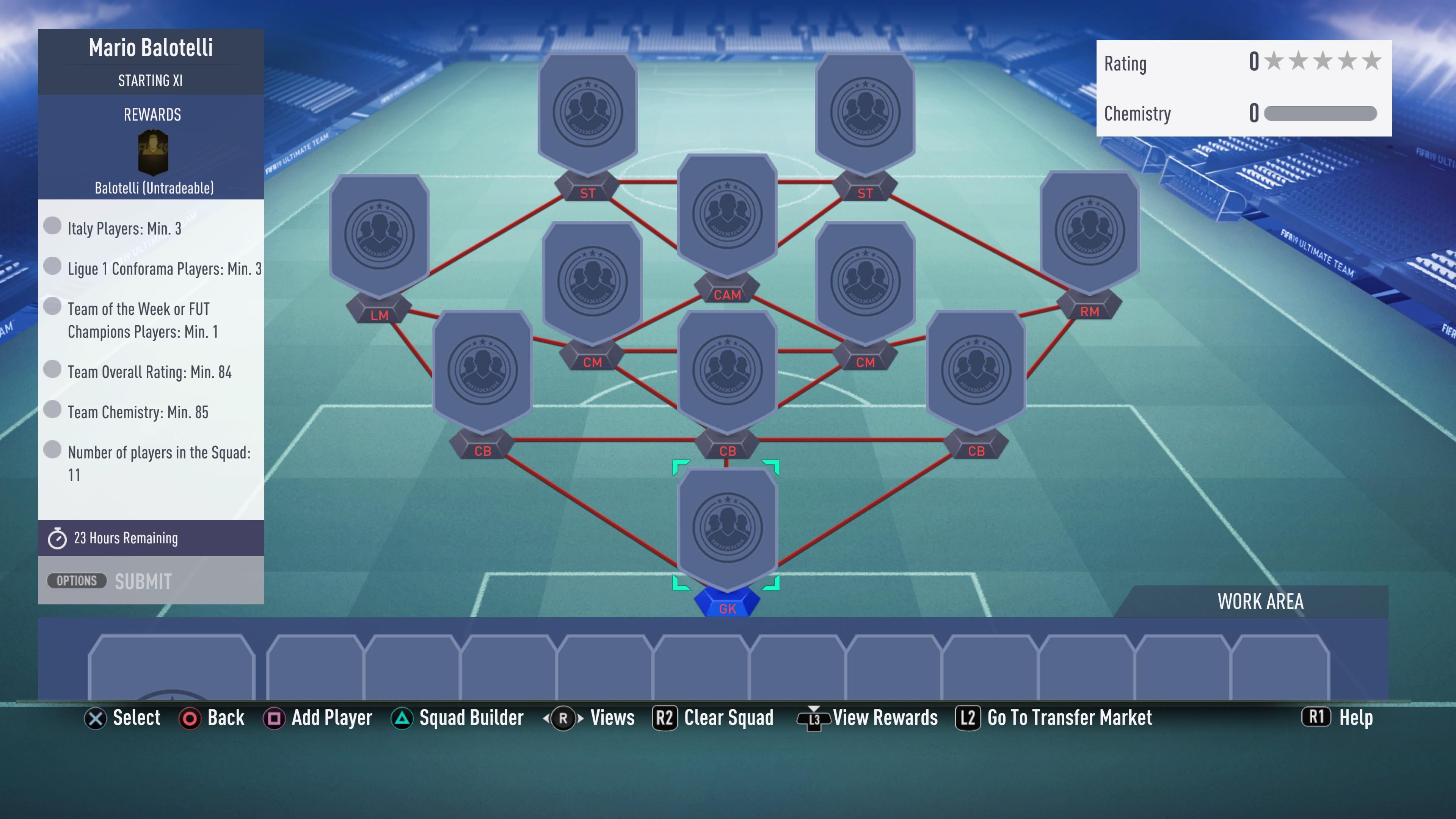 FIFA 19, balotelli, sbc, futmas