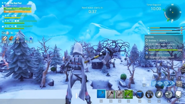 Fortnite S Monster Filled Mode Ends Sunday With A One Time Event