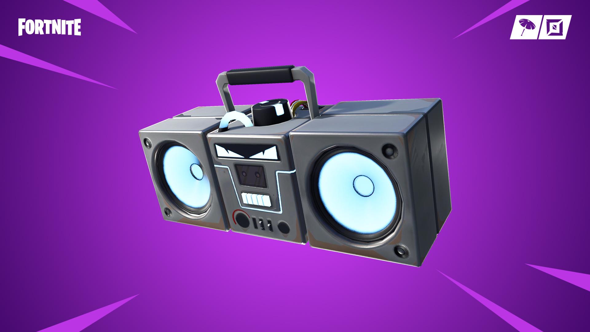 Fortnite Boom Box