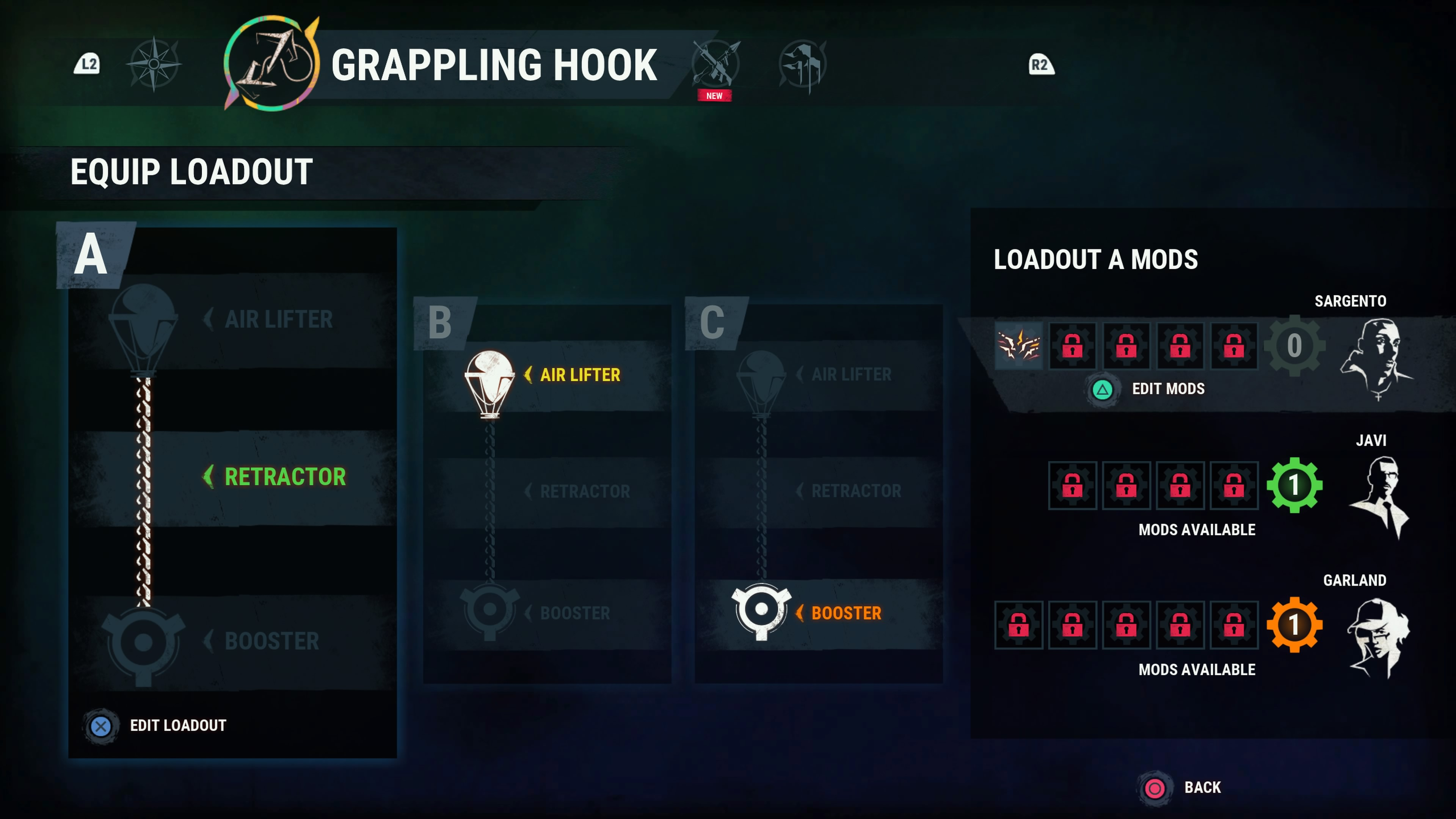 just cause 4, grappling hook mods