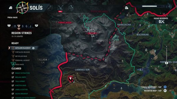 Just Cause 4, Solis Highest Point, where I belong