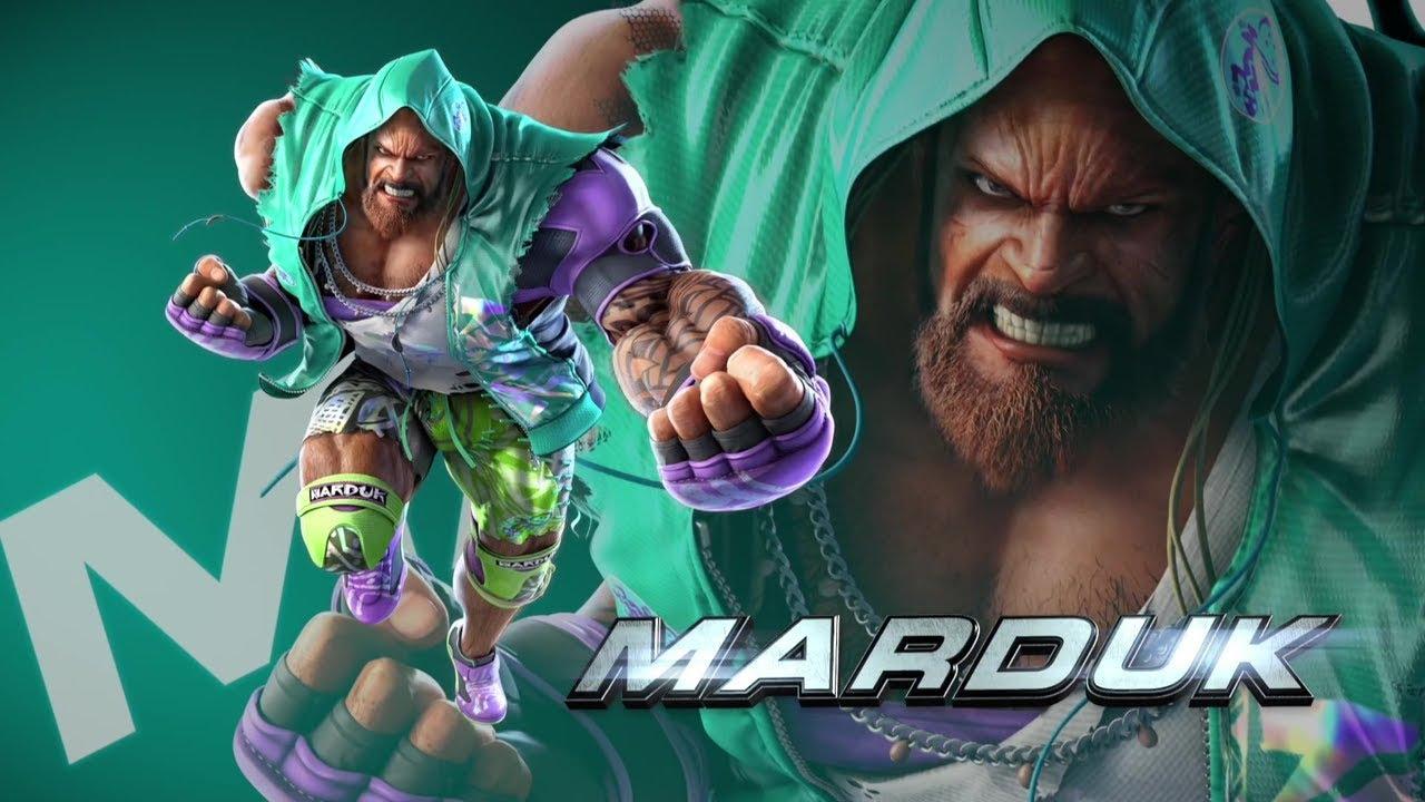New Tekken 7 Characters Armor King Craig Marduk And Julia Announced
