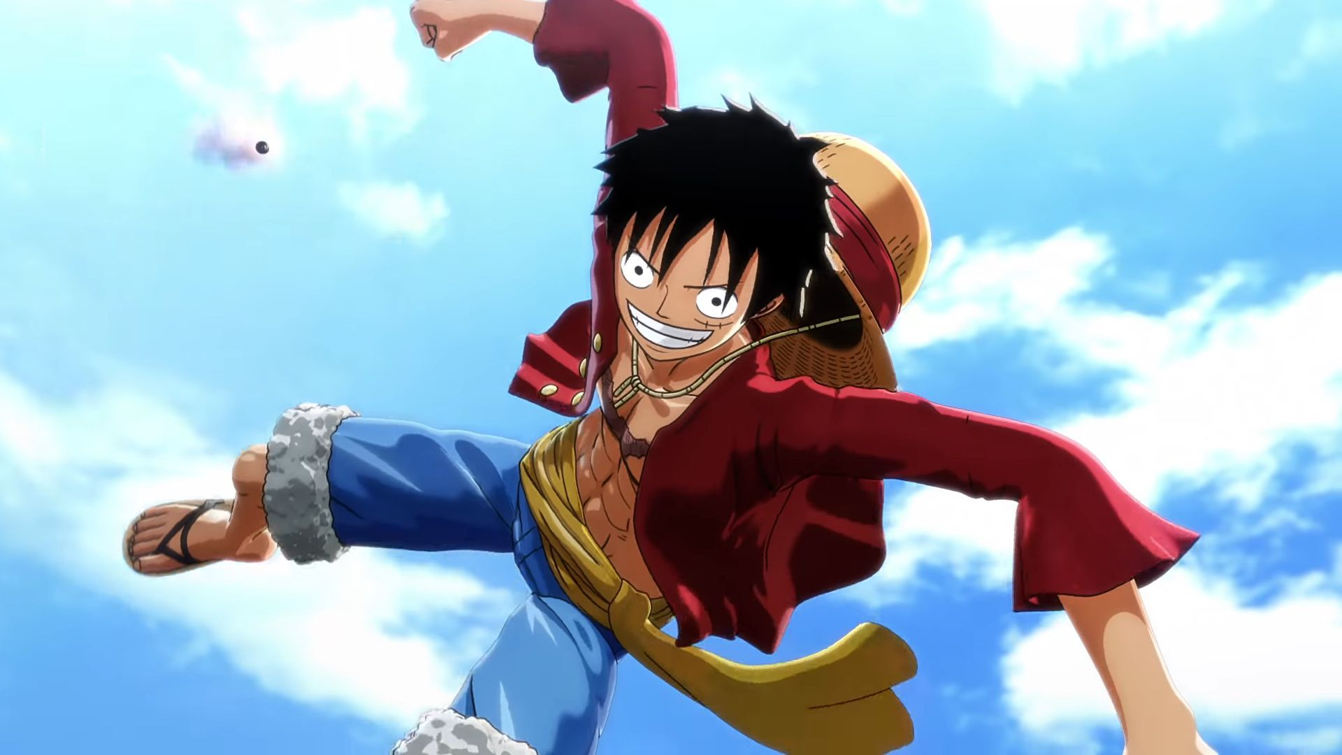 One Piece World Seeker Trailer Introduces The Story With Epic Opening Cutscene