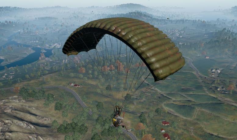 PUBG, How to Land Faster, How to Land Faster in PUBG