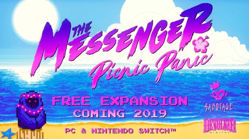 the messenger, picnic panic