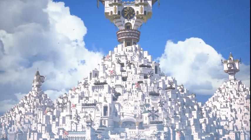 kingdom hearts 3, kingdom hearts iii, final battle trailer, analysis, details