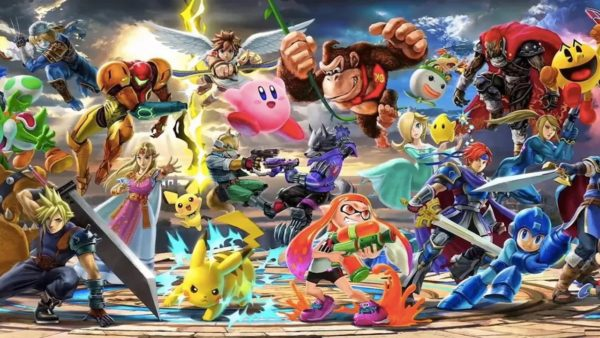 voice chat, smash bros ultimate