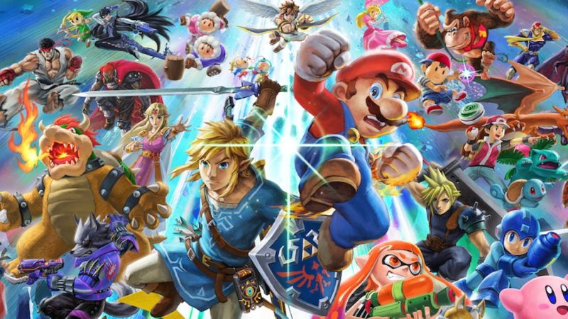 Smash Bros Ultimate, how to Final Smash, how to final smash in smash bros ultimate