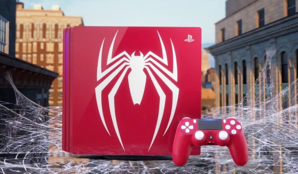 Spider-Man PS4, holiday gift, marvel