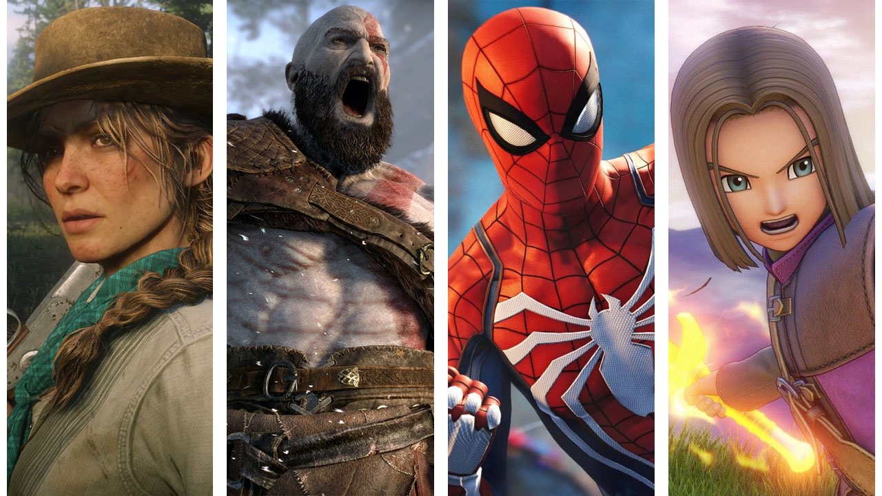 Reader's Choice Game of the Year 2018