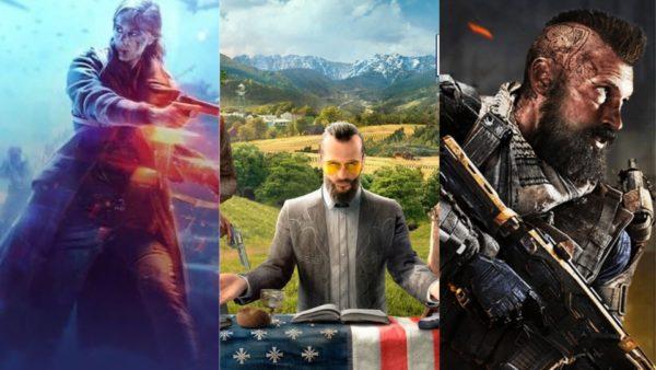 best, fps, games, 2018
