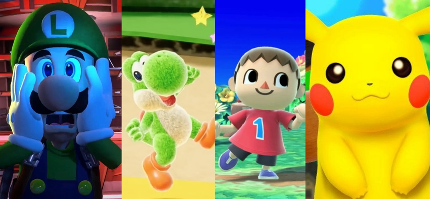 Nintendo, 2019, improve