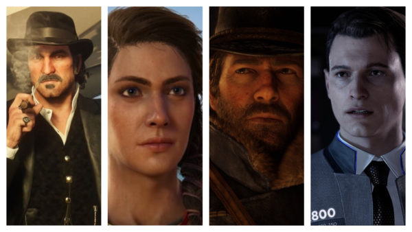 best video game characters 2018