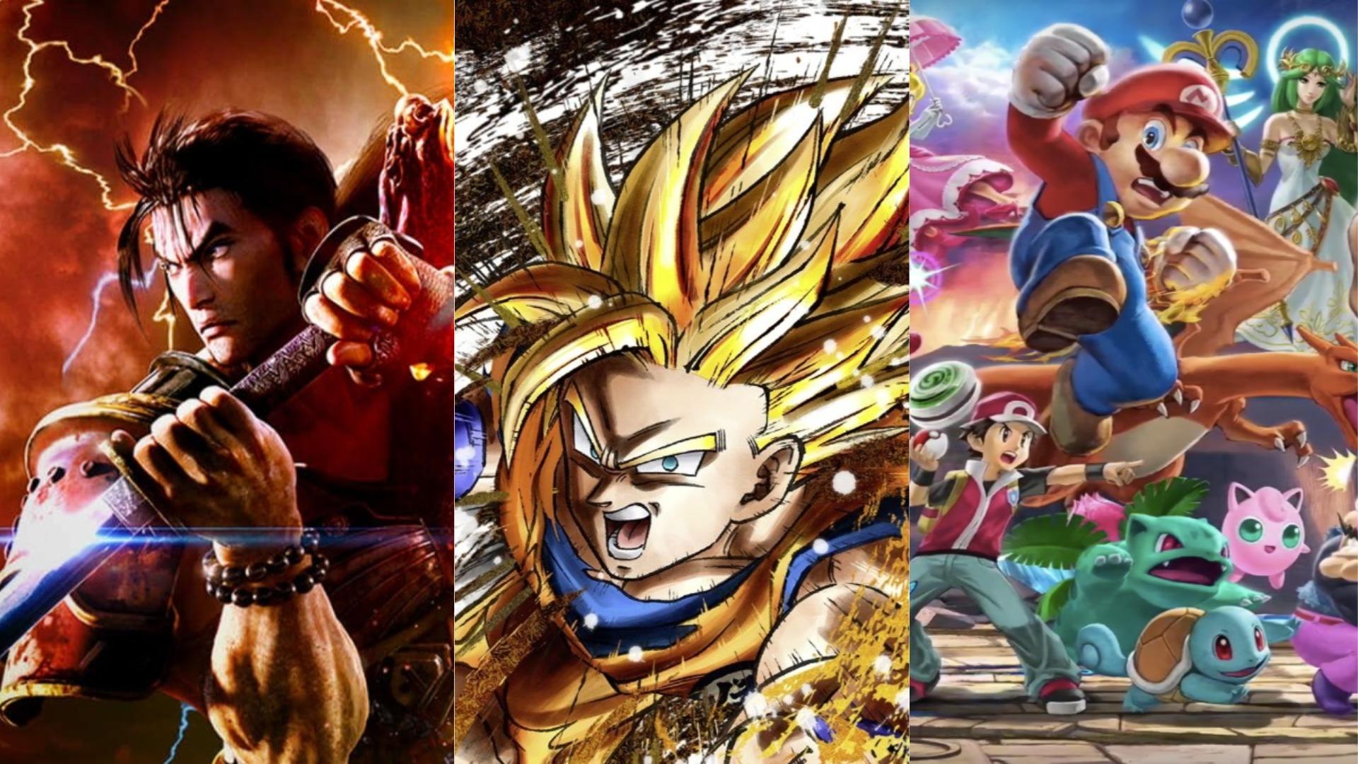 best fighting games 2018