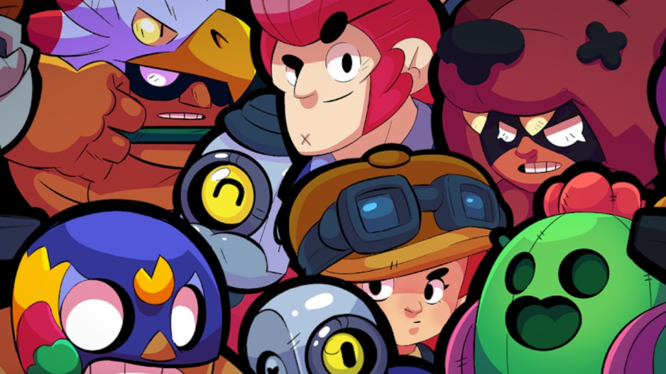Brawl Stars, how to get colored name