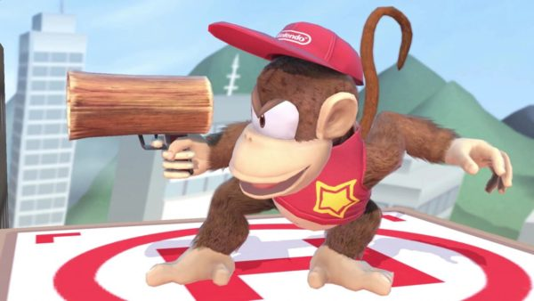 best characters, smash bros ultimate, super smash bros ultimate, tier list, diddy kong
