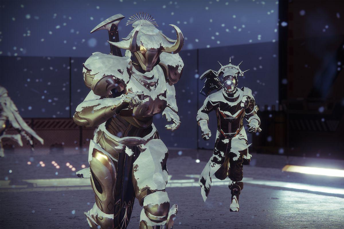 how to make, snowballs, destiny 2, dawning, event