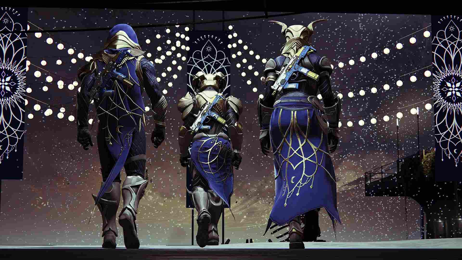 Destiny 2 The Dawning, Gentleman's Shortbread, Recipe